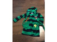 Lovely genuine Disney Dressing gown Age 2-3