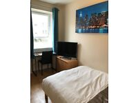 Double Room in Three Bedroom Flat - Bills Included - AB24 3