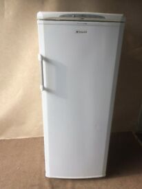 Hot point future Tall freezer(delivery available)