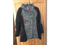 Joe Browns 3/4 length ladies coat size 18 never worn