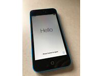 Apple i phone 5c 16gb. Very good used condition no faults. (See pictures) Set to EE network.