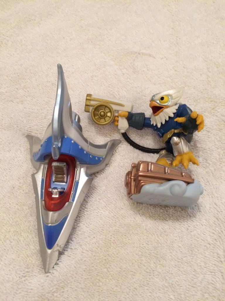 SUPERCHARGERS FIGURES