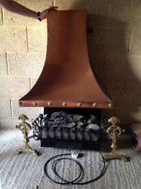Electric heater/electric fire
