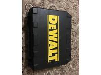 DeWalt Drill Machine Case Only