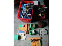 Bundle of thoms toys