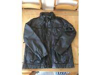 Black Duffer St George jacket