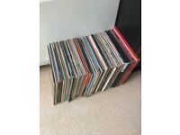 Vinyl joblot - approx 130 records including 5 box sets. Reduced to sell ASAP