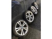 BMW Winter Alloy wheels & tyres