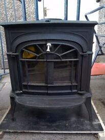 Vermont Castings Intrepid 11 wood burning stove
