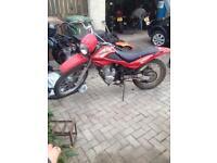Kinlin 125cc