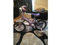 Girls bike for sale!! £25 ono