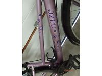APOLLO HAZE BICYCLE 14 INCH FRAME