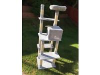 5ft Cat Tree/Play Tower