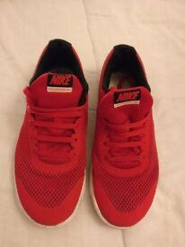 Boy's Nike trainers.