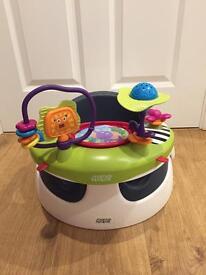 Mamas & Papas Snug Seat with Play Tray