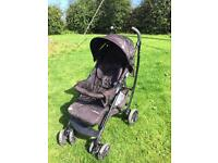 Mothecare Curve pushchair and car seat