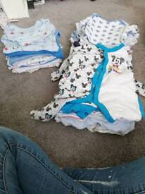 Baby boy clothes aged 9-12 months