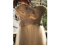 Beautiful prom/wedding dress