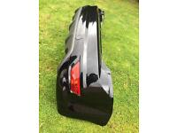 Ford Focus St 2 facelift rear bumper and defus