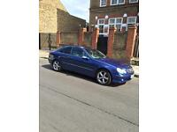 Mercedes CLK for sale....... with private Num plate...moving abroad quick sale.