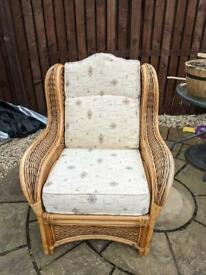 Garden furniture chair