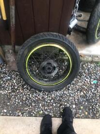 pulse andinder tyres