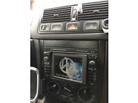 Used, VW Volkswagen Golf MK4 R32 Bora Seat MFD Navigation System RNS car parts for sale  Derby, Derbyshire