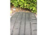 Bmw 5 series spare alloy wheel