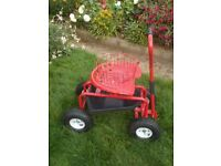 GARDEN TROLLEY NEW PLANTS TREES SEEDS