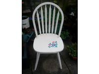 For sale recycled chair