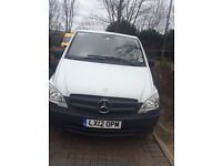 Mercedes Benz vito 2:2 for sale