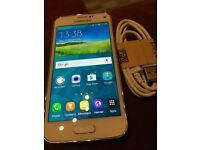 Samsung Galaxy S5 Mini Black/White UNLOCKED