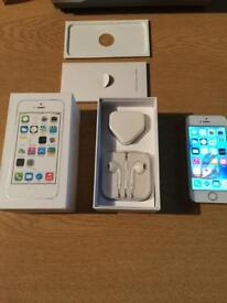 iPhone 5S fully boxed Vodafone