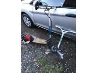 49cc buzz board petrol scooter