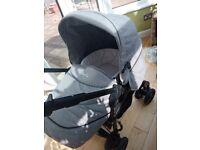 Silver Cross 3D travel system - pram/pushchair/car seat