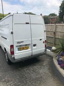 Transit van for sale