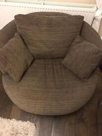 Next Swivel / Snuggle Armchair