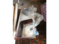 Cooke and Lewis kitchen sink