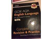 Gcse English language revision guide