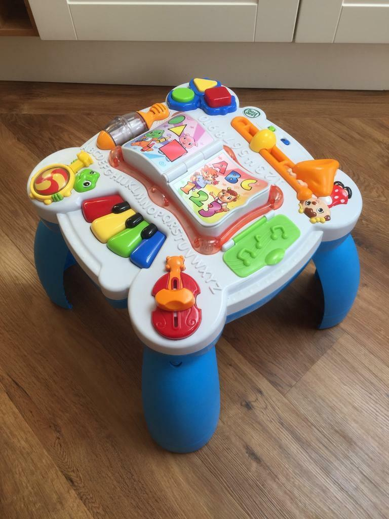4bd7f56a0 Leapfrog Learn and Groove Music and Activity Table