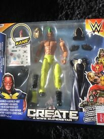 Wwe collection of toys