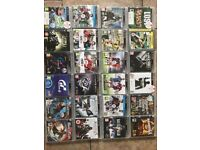 Ps3 c/w controllers and games