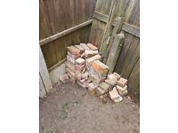 FREE- Broken bricks/rubble/hardcore