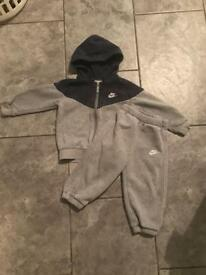 Boys 18/24 months Nike Tracksuit