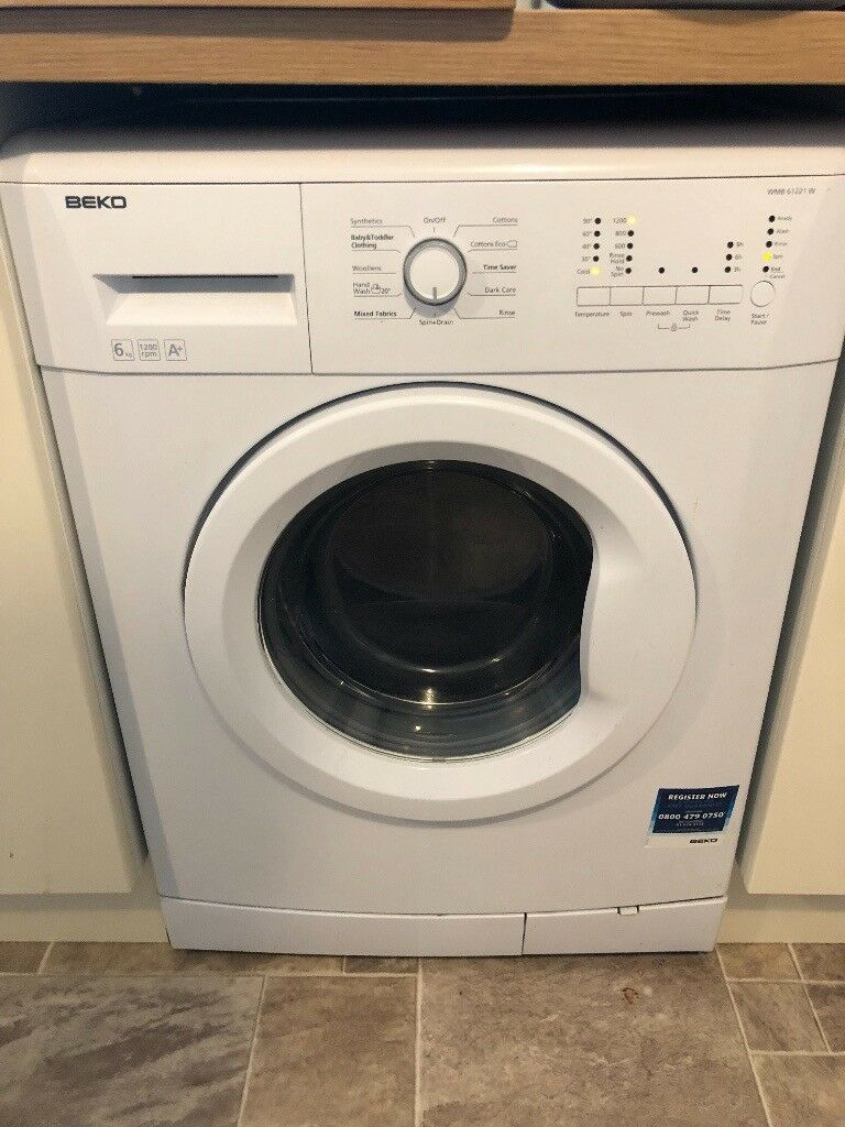Beko Washing Machine 6 KG
