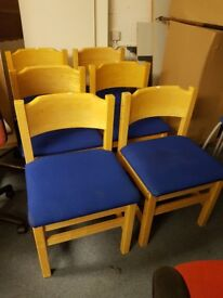 office reception chairs / office meeting room chairs / staff chairs