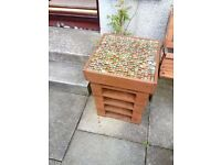 Garden/Patio Table made from Pallets