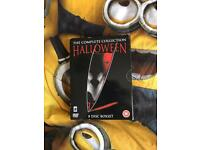 Halloween boxset the complete collection