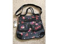 NEW WITH TAGS GENUINE ANIMAL SHOULDER BAG