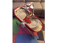 Tiny Love Baby Rocker Napper Bouncer Chair